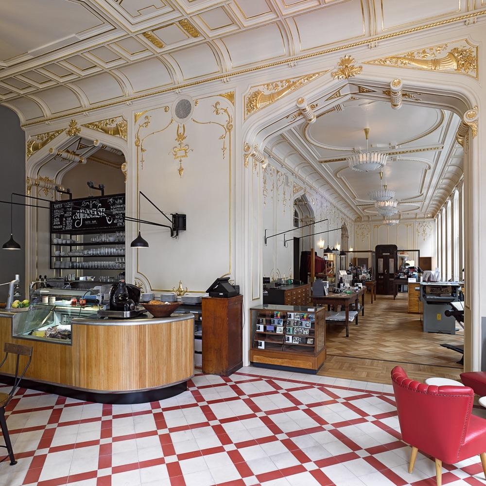 Supersense Store Wien Theke