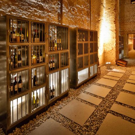 Tresor Vinum Wein Klub Keller München Weinkeller