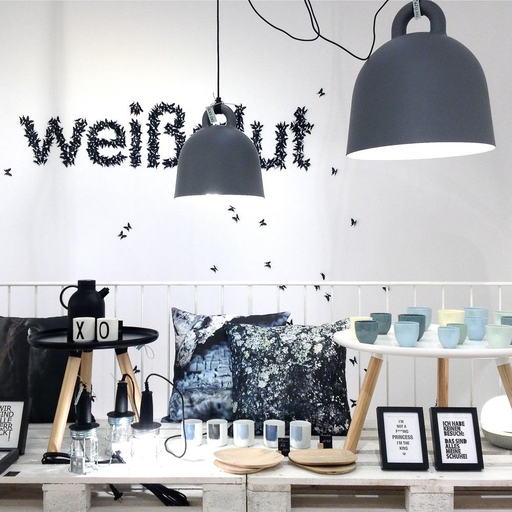 Weißglut Design Concept Store München Becher
