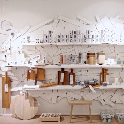 Weißglut Design Concept Store München Dekoration