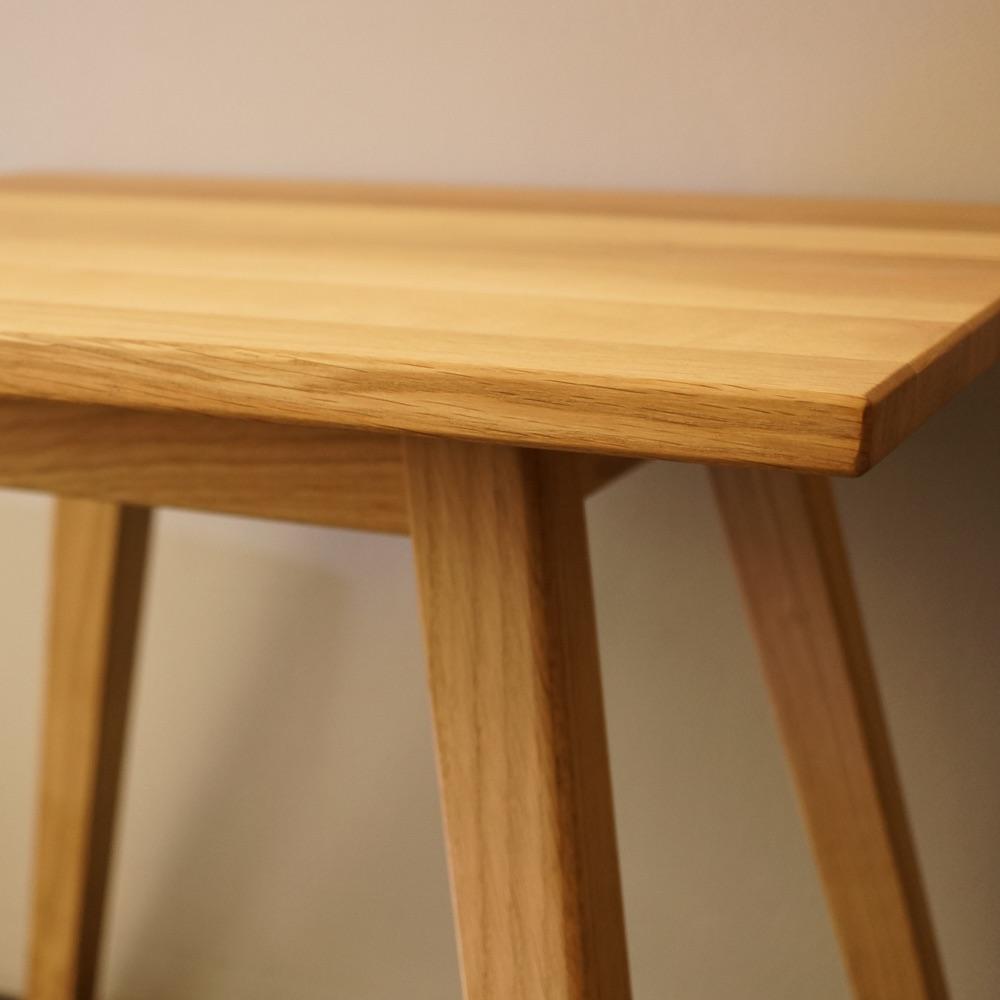 Anton Doll Tischlerei München Tisch aus Naturholz