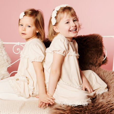Bergflocke ökologische Kindermode Schweiz Kleider