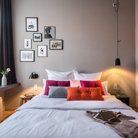 Bold Hotel München Giesing Doppelbett