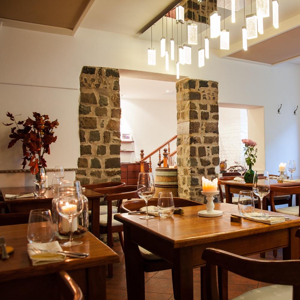 Herz und Niere Restaurant Berlin Tische