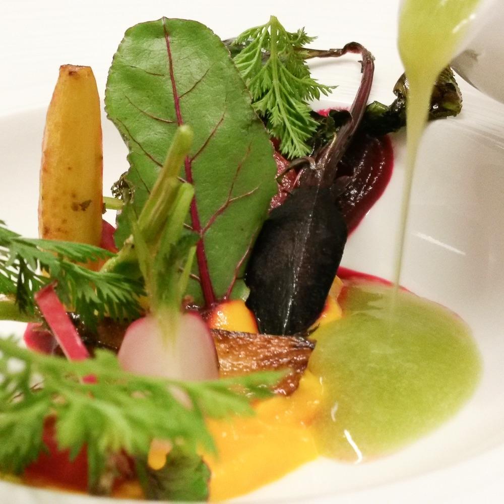 Herz und Niere Restaurant Berlin Vorspeise