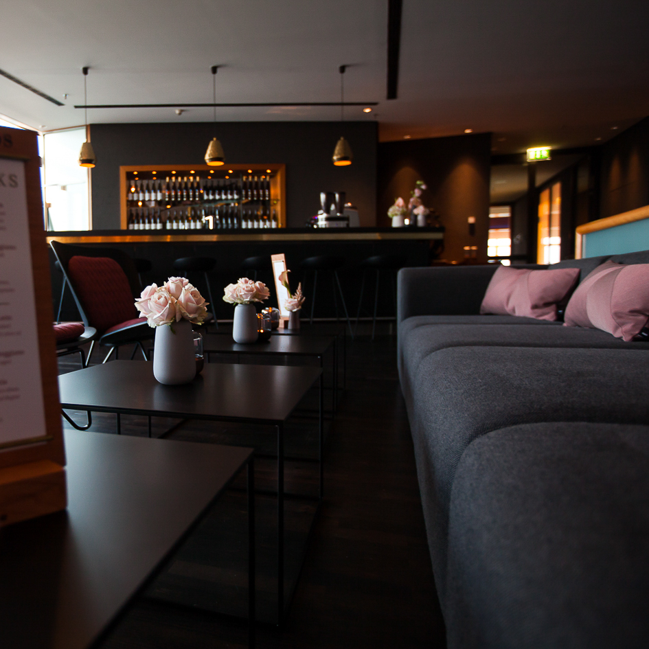 Hugos Restaurant Interconti Hotel Berlin Bar