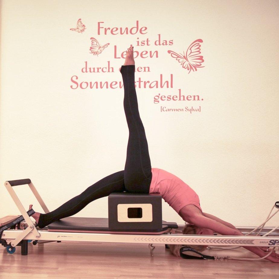 Keep in Motion Pilates München Dehnen