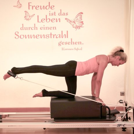 Keep in Motion Pilates München Training