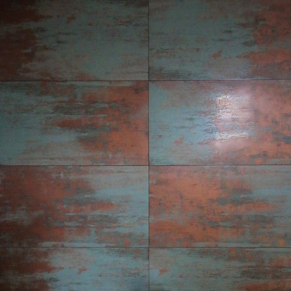 Kerana Fliesen aus Naturstein Stilwerk Berlin blau rot