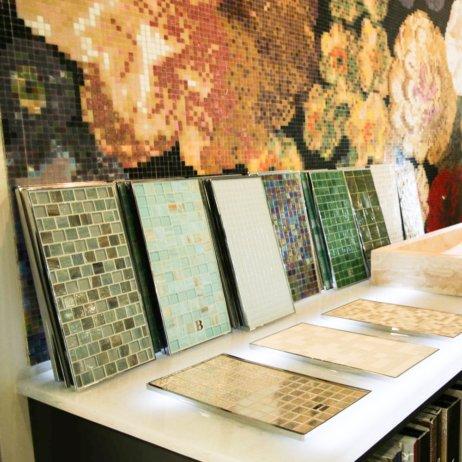 Kerana Fliesen aus Naturstein Stilwerk Berlin Beispiele