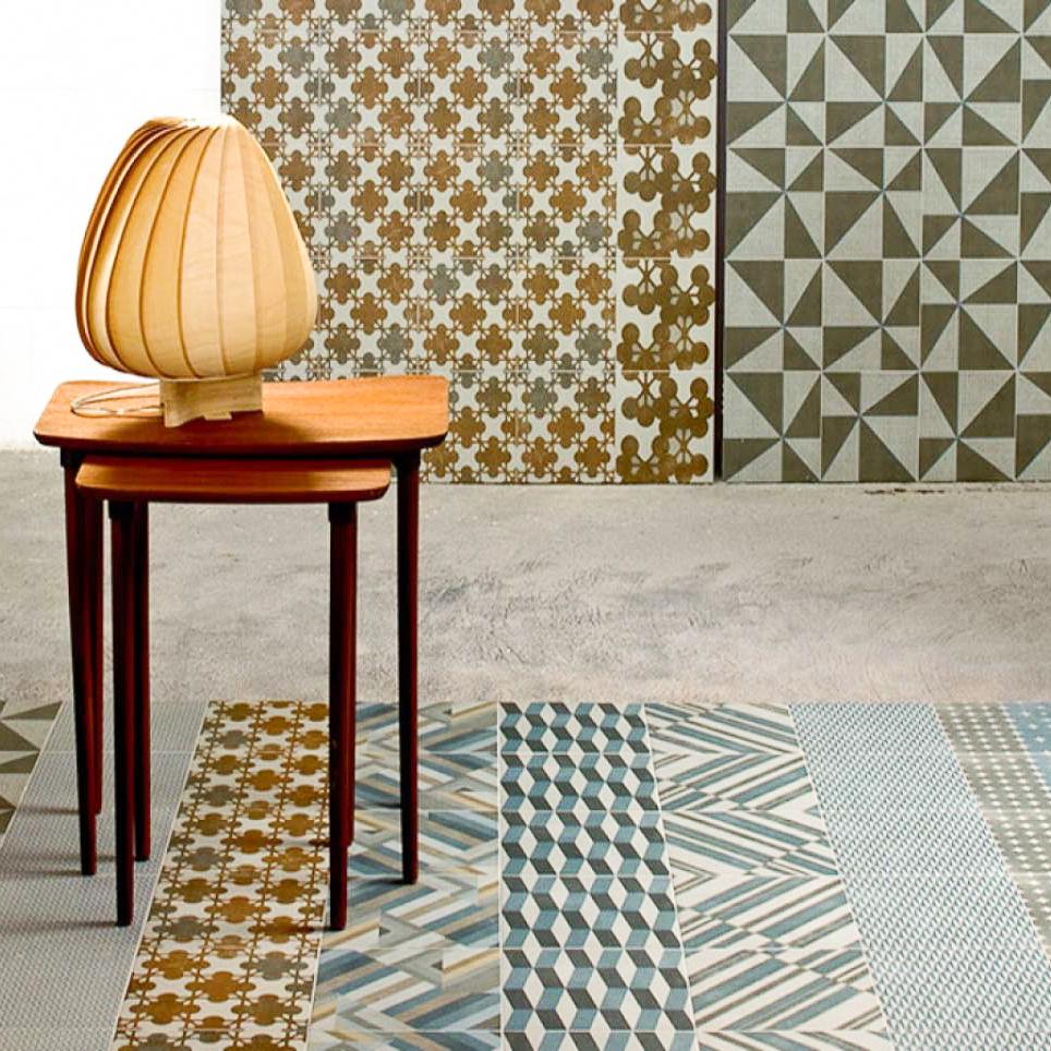 Kerana Fliesen aus Naturstein Stilwerk Berlin Showroom