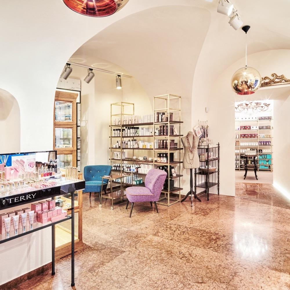 Kussmund Parfumerie Kosmetik Wien Laden