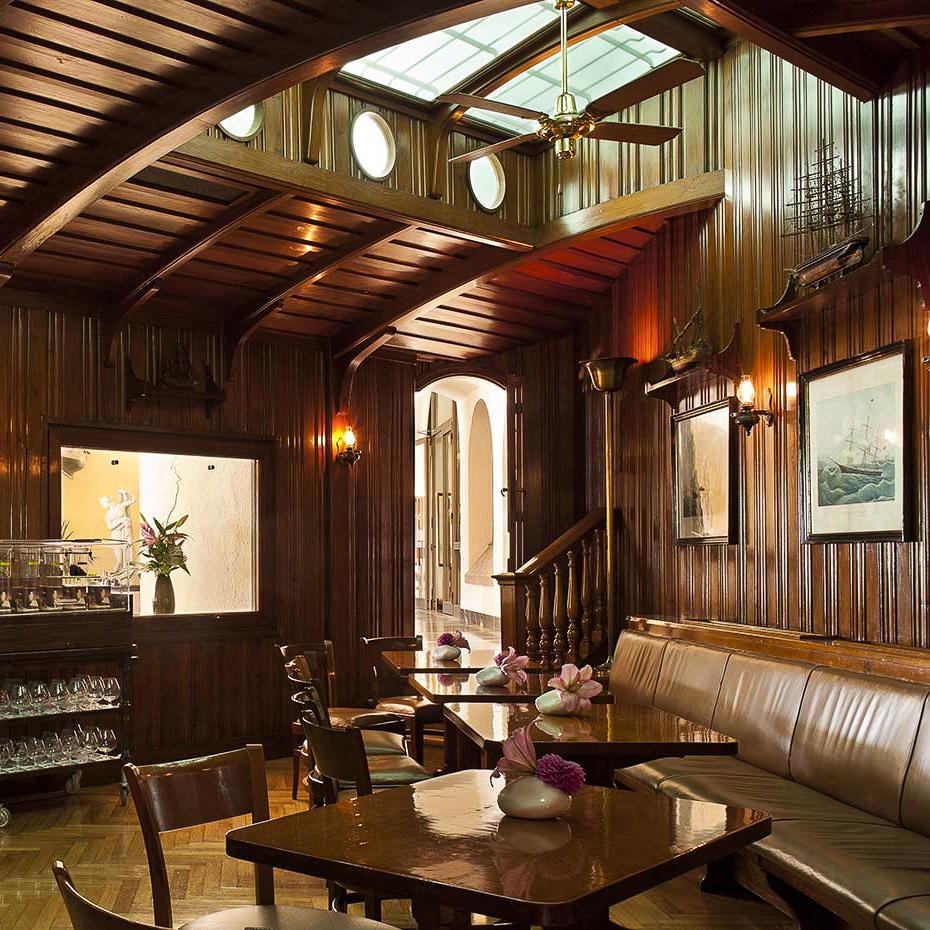 La Gavina Luxushotel am Meer Spanien Bar