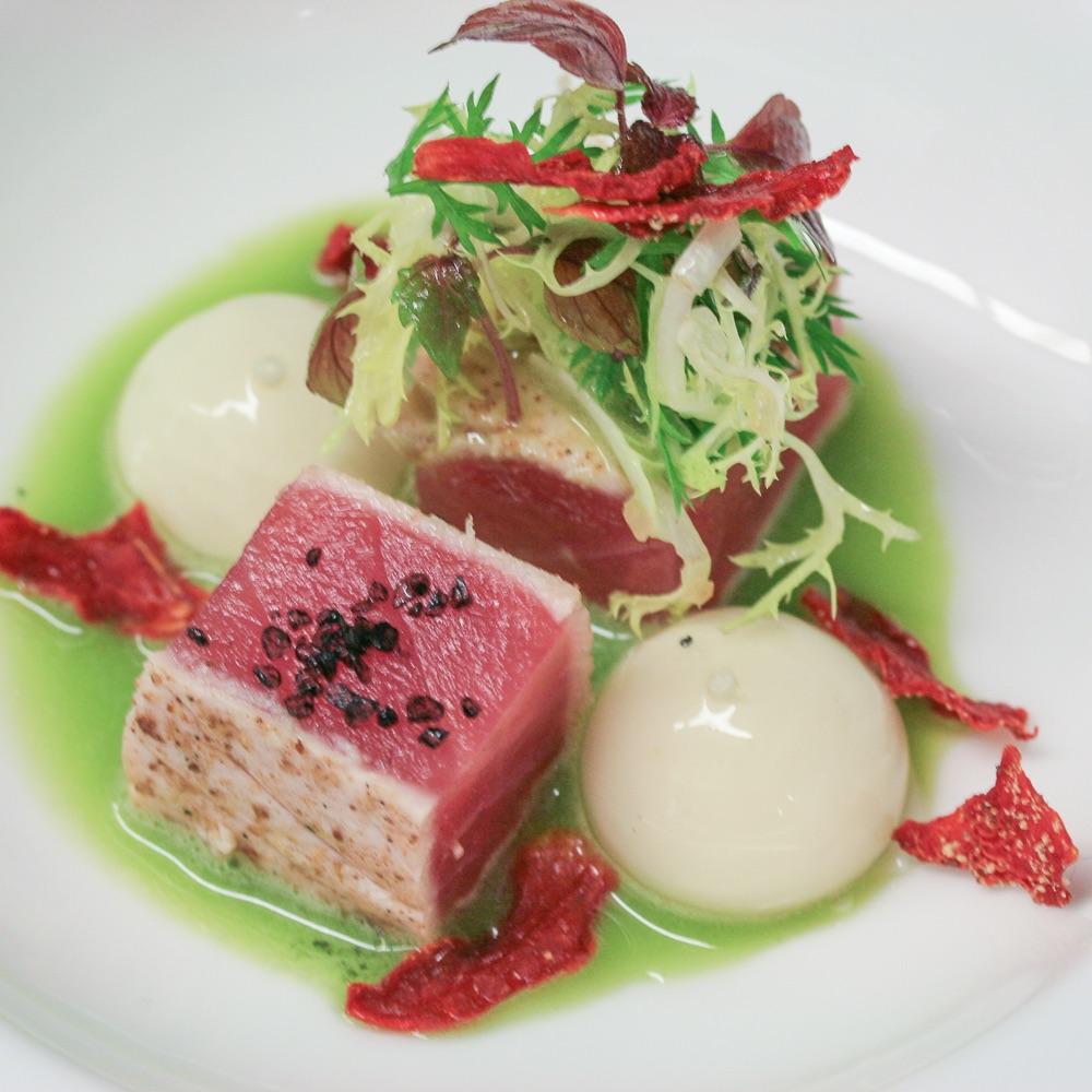 Markus Semmler Restaurant Berlin  Vorspeise