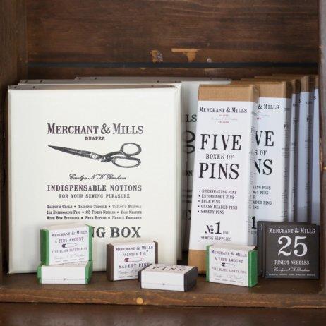 Mercerie Handarbeiten Shop München Scheren und Nadeln