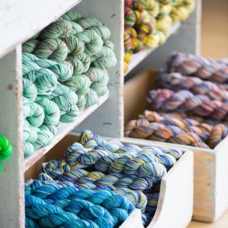 Mercerie Handarbeiten Shop München Wolle