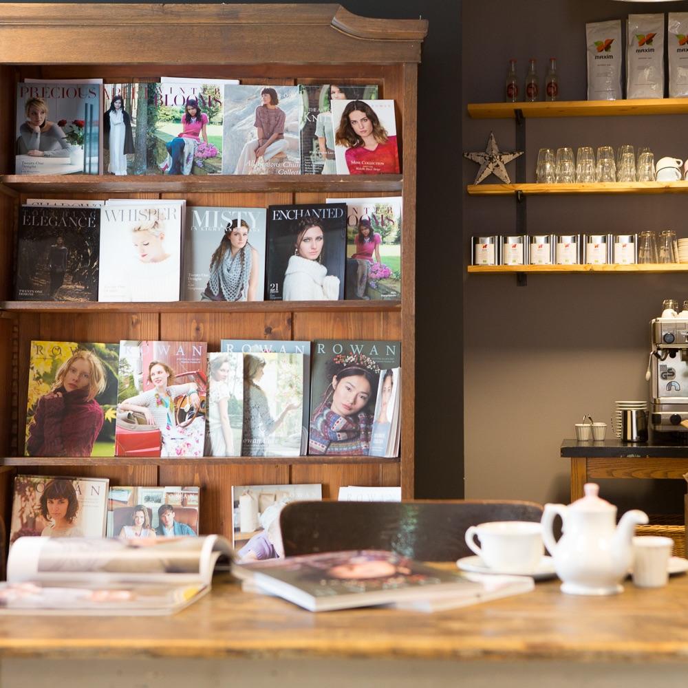 Mercerie Handarbeiten Shop München Magazine