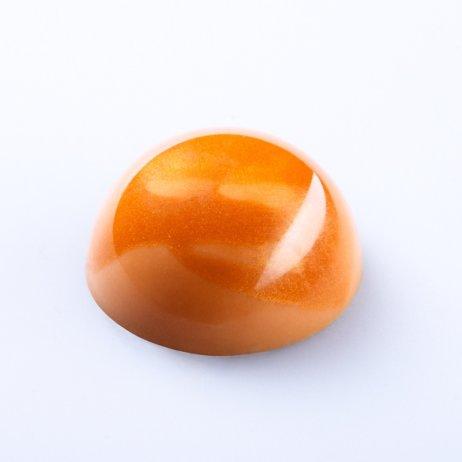 Opaque Confiserie Pralinen München orange Praline
