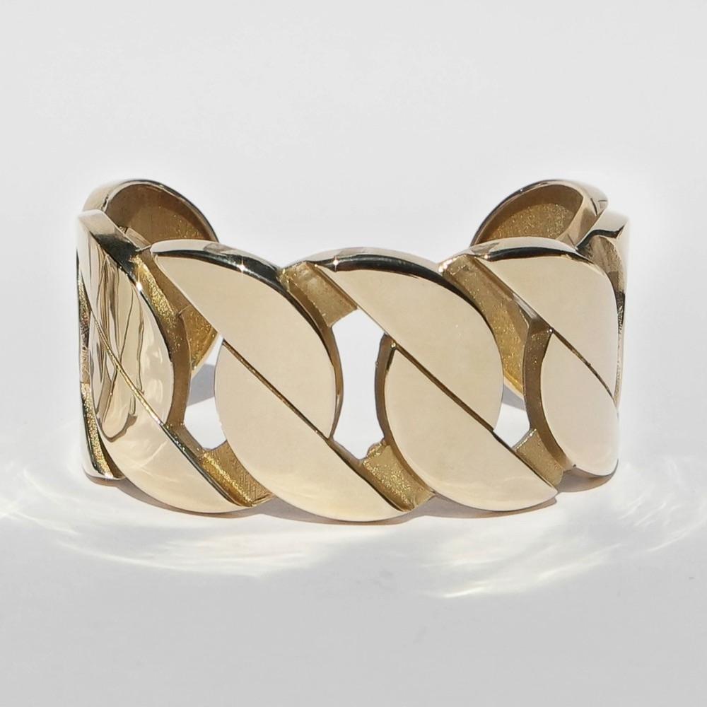Saskia Diez Schmuck München goldener Ring