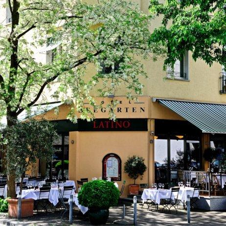 Seegarten Stadthotel Zürich Außenbereich