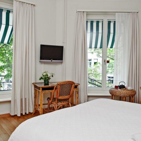Seegarten Stadthotel Zürich Zimmer