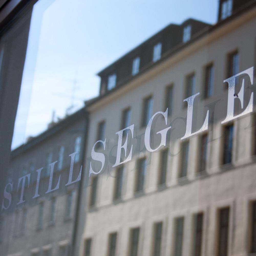 Stillsegler Concept Store München Schaufenster