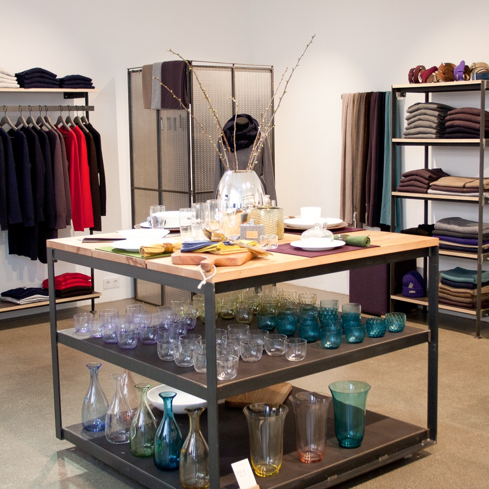 Stillsegler Concept Store München Shop