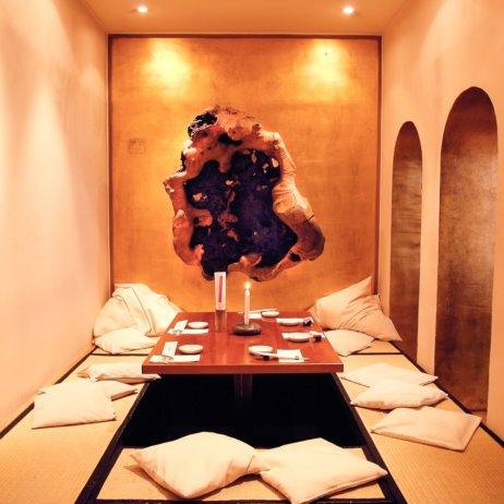 Sushi Soul Restaurant Bar München Tisch