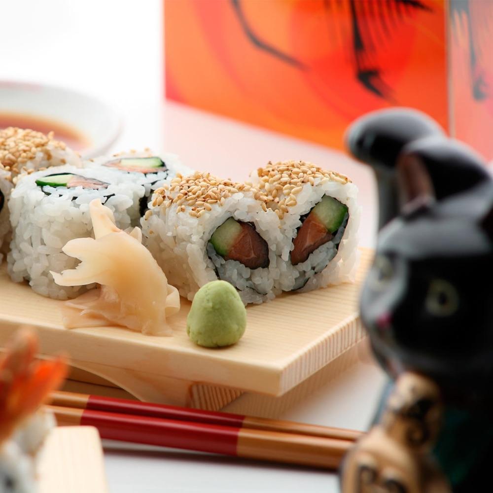 Sushi Soul Restaurant Bar München Sushi Rollen
