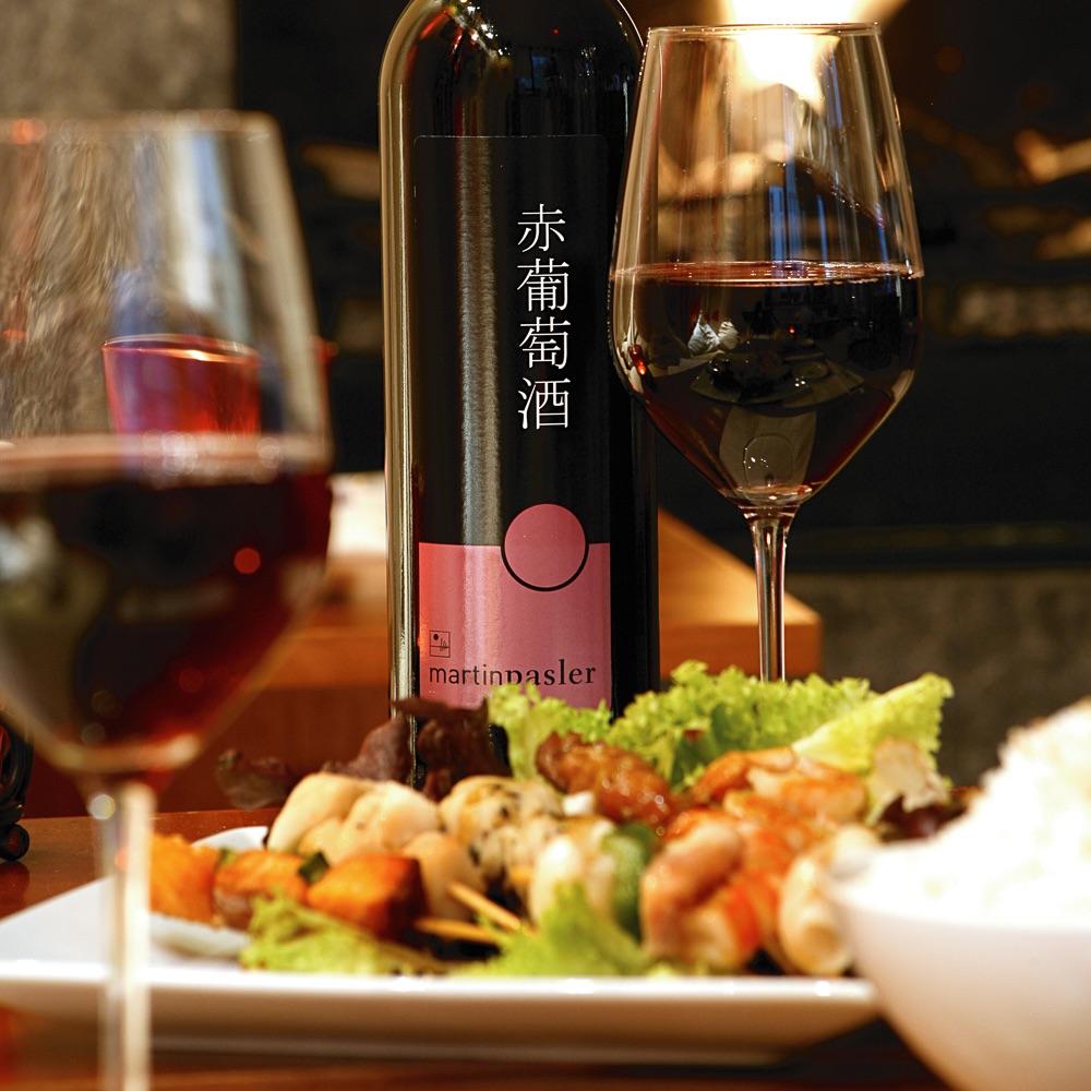 Sushi Soul Restaurant Bar München Wein