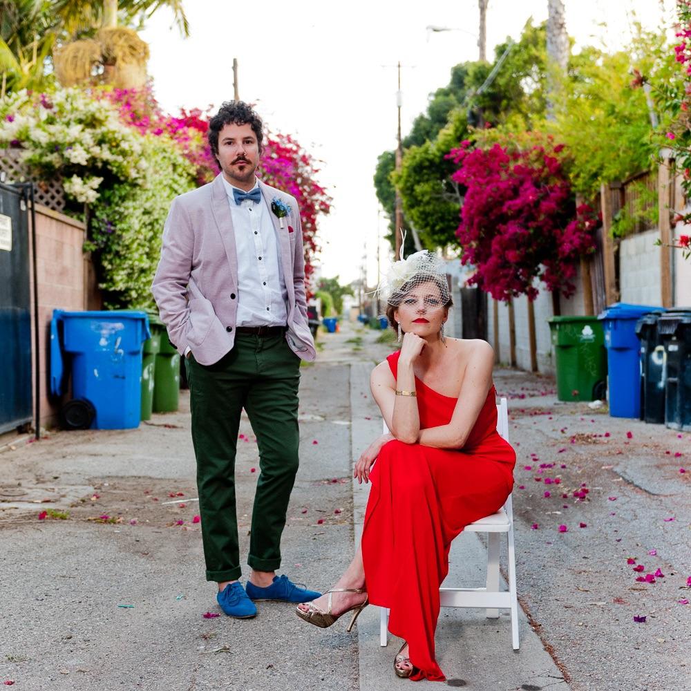 belle and sass Hochzeit Fotografie Stuhl