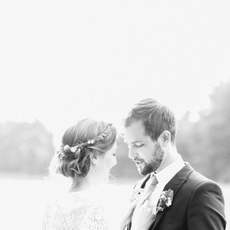 belle and sass Hochzeit Fotografie schwarz weiß