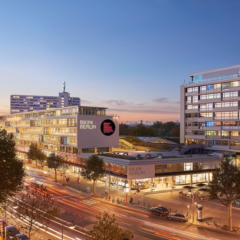 Bikini Berlin Concept Shopping Mall