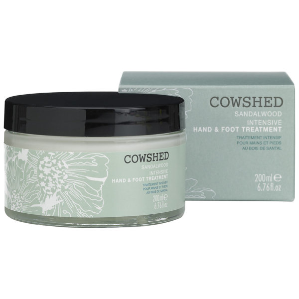 Cowshed Sandalwood Intensive Hand Foot Treatment