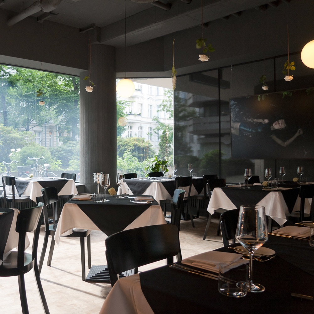 Restaurant GLASS Uhlandstaße Berlin