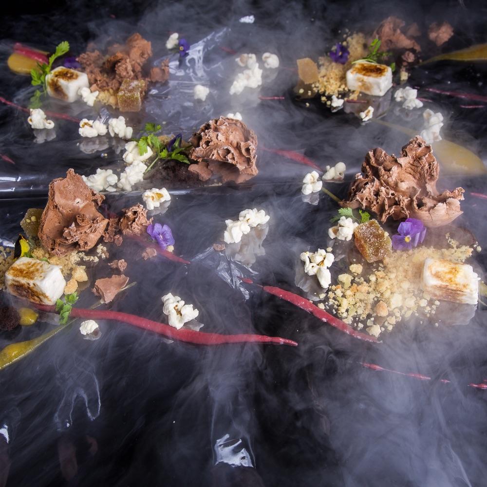 Restaurant GLASS Uhlandstaße Berlin Dessert