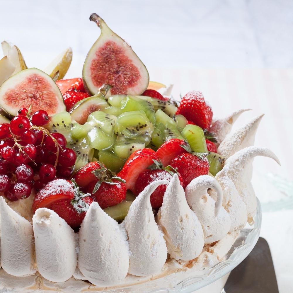 Martin's Place Kuchen Früchte