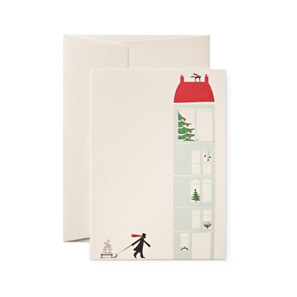 PLEASED TO MEET Weihnachtskarte