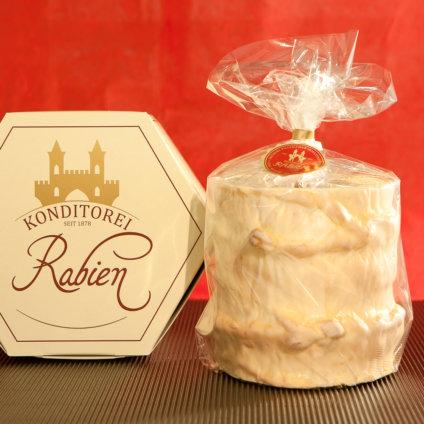 Rabien Baumkuchen Konditorei Berlin Verpackung