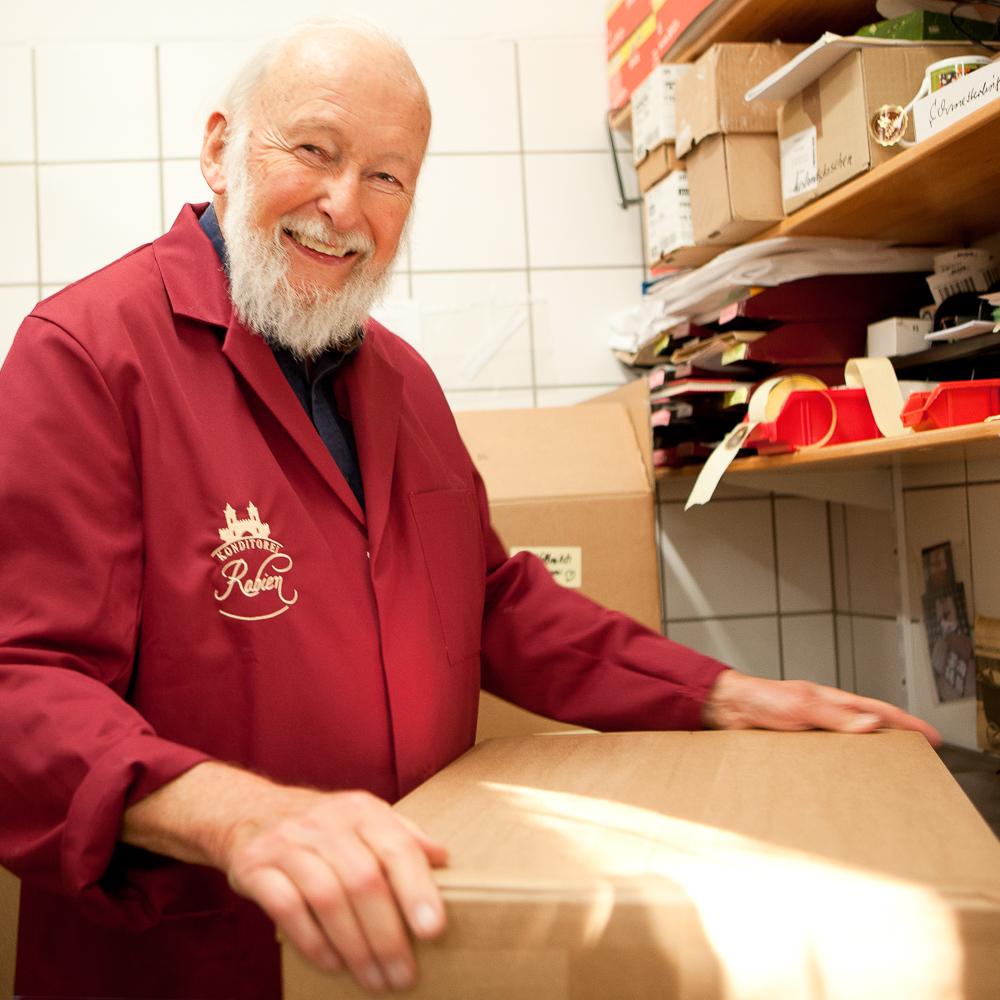 Rabien Baumkuchen Konditorei Berlin Küche