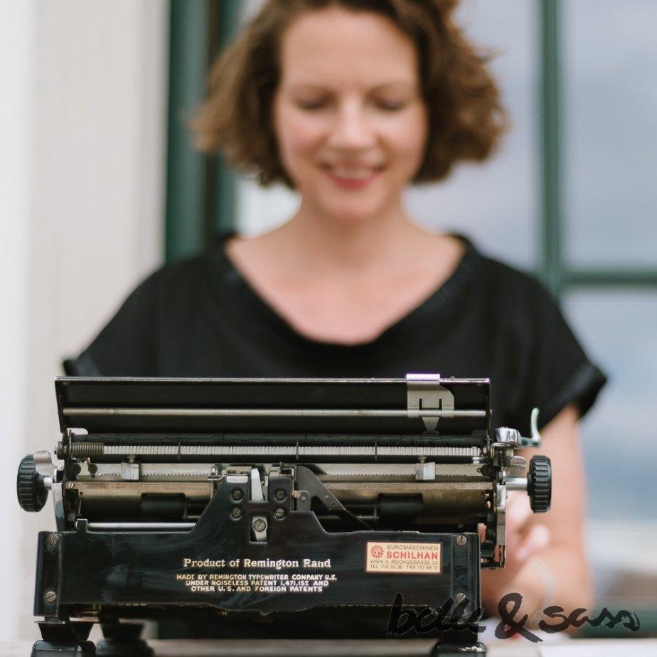 Wortfachgeschäft Nicola Gold Wien Schreibmaschine