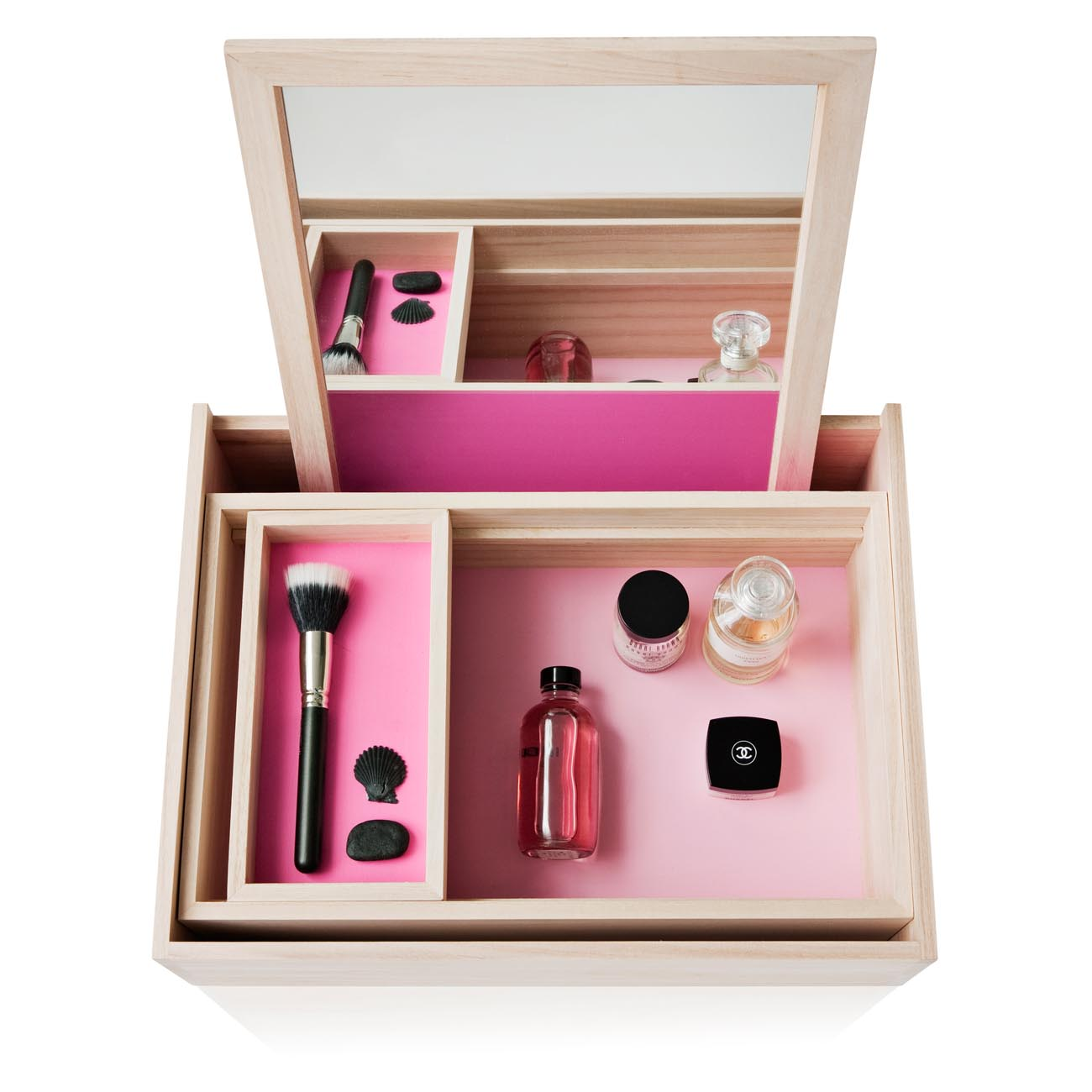 Balsa Box Personal Pink Nomess Copenhagen