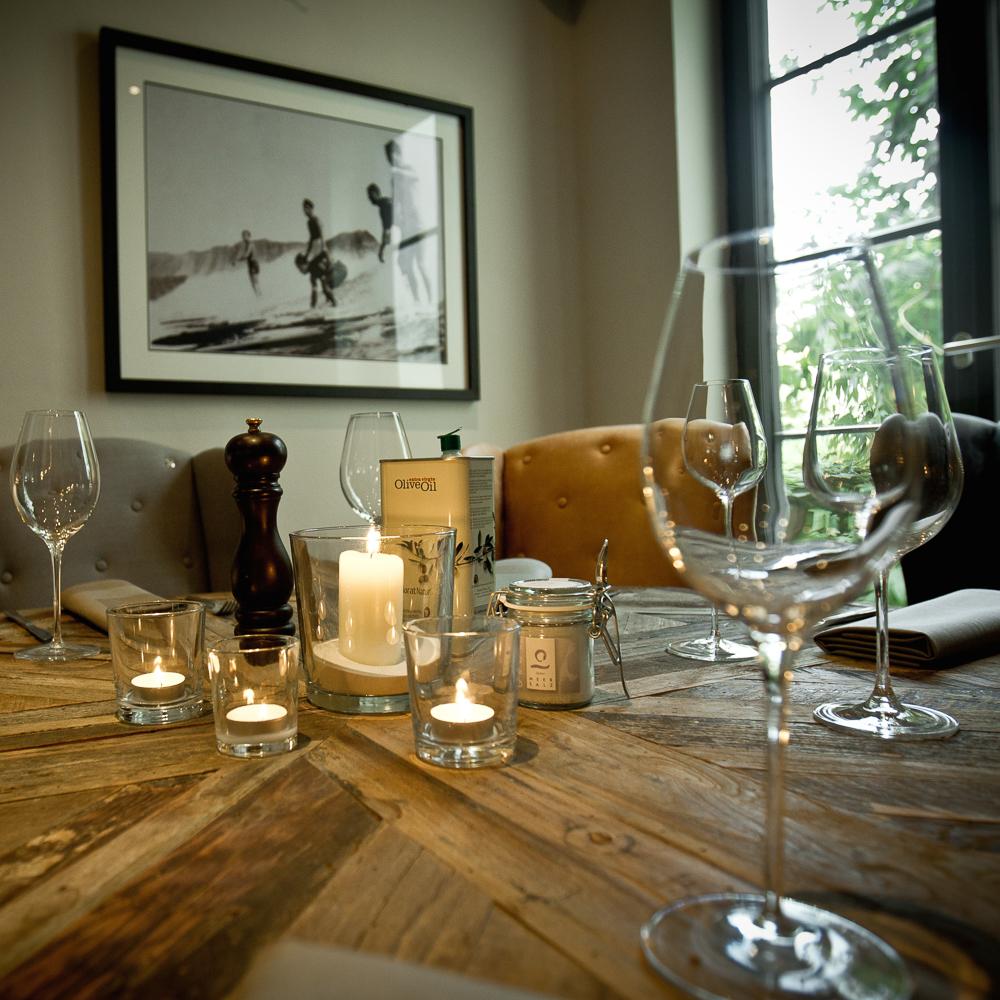 Brian´s Steak & Lobster Hamburg Tisch