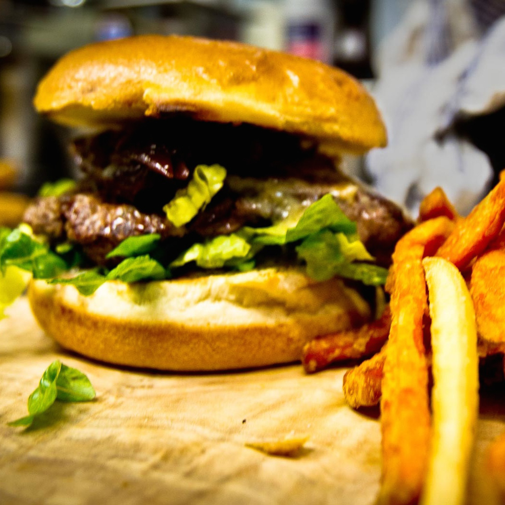 Brian´s Steak & Lobster Hamburg Burger
