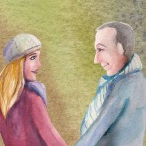 Jana Pakozdi Sein Beziehung