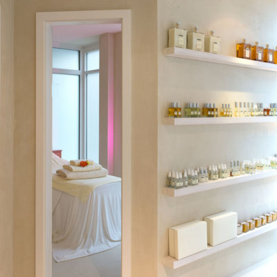Just Pure Day Spa München Interieur