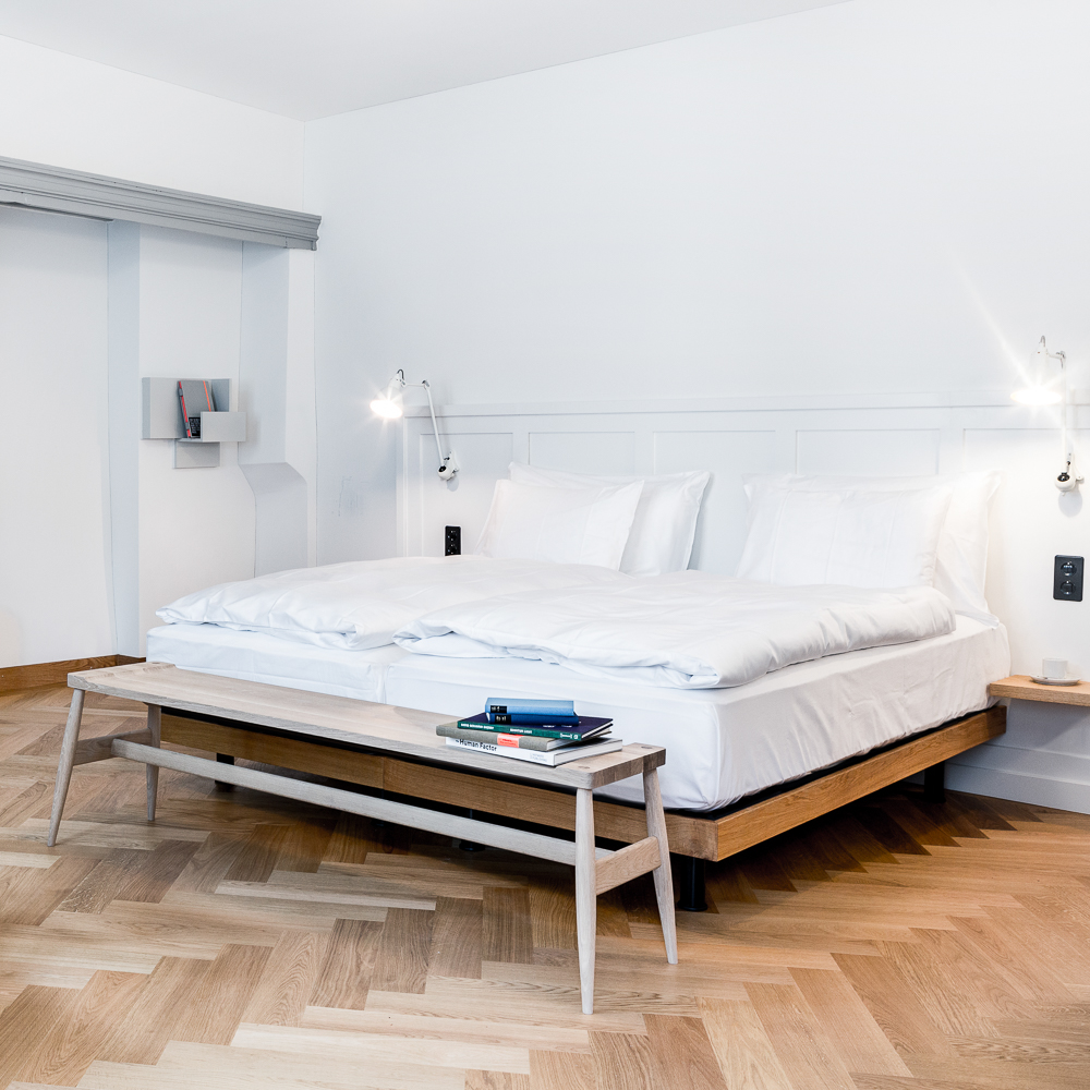 Marktgasse Hotel Zürich Schlafzimmer