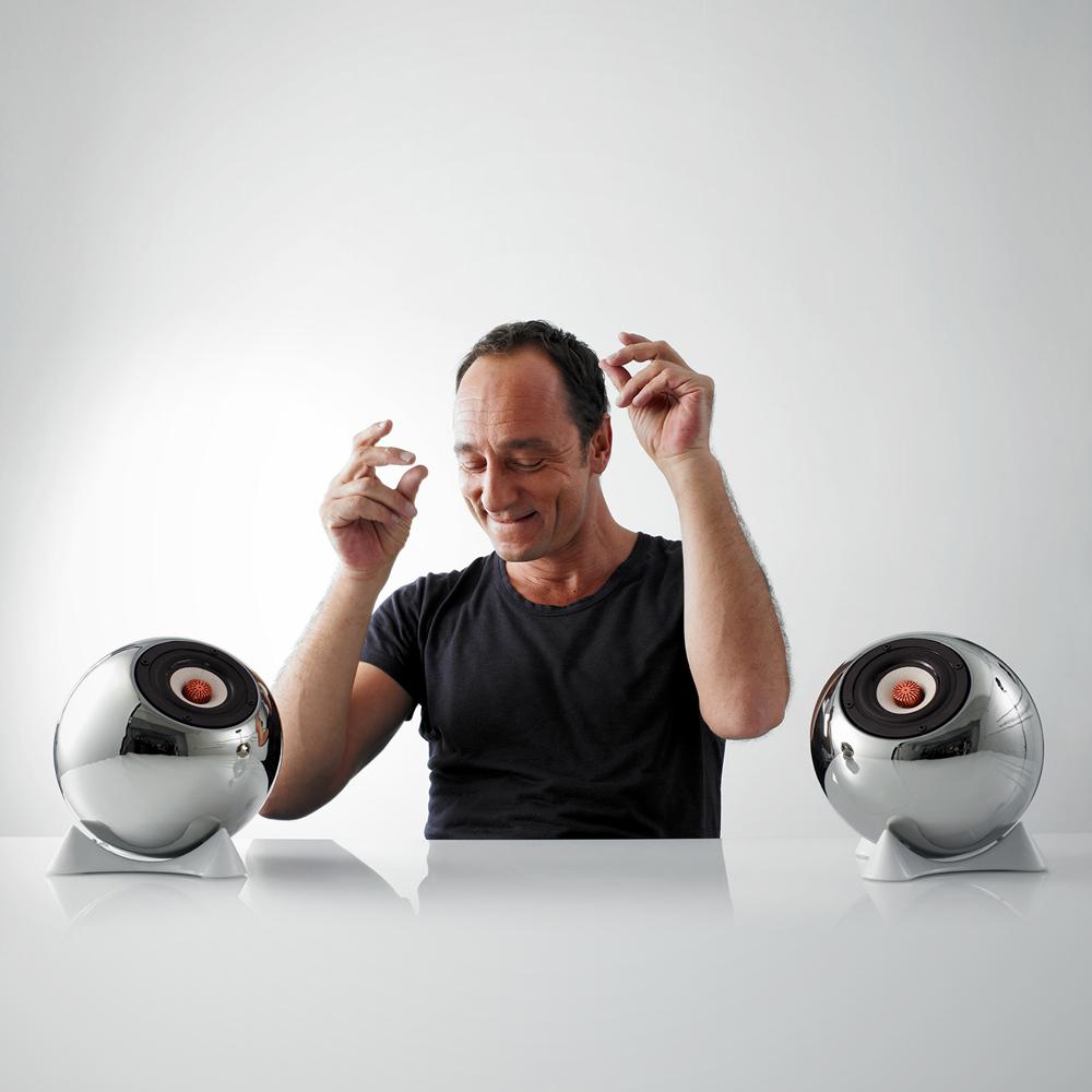 Mo Sound Wien Lautsprecher in Kugelform