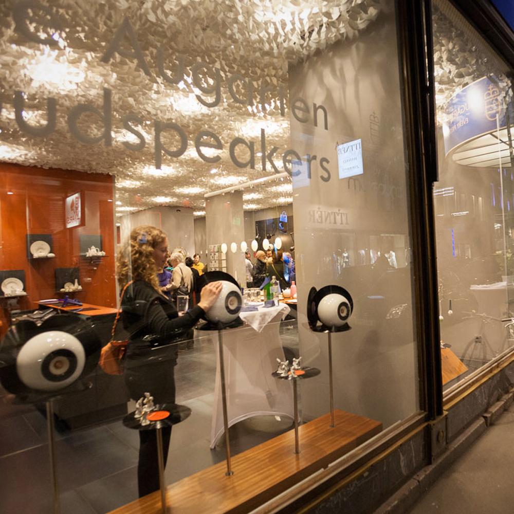 Mo Sound Wien Showroom