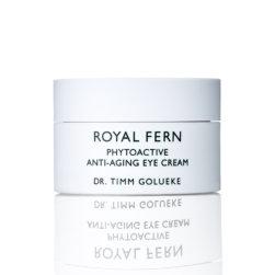 Royal Fern Anti Aging Augencreme